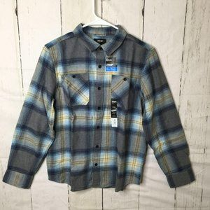 Urban Pipeline Youth Boys Flannel Husky Large NWT